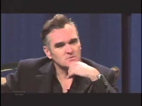 Morrissey New Perspective On Ringleader Of Tormentors News Clip
