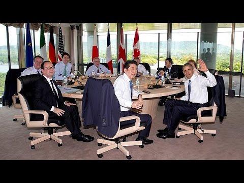 G7 Liderleri: İngiltere'nin AB'den çıkması Dünya Ekonomisi Için Risk