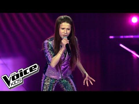 "Roksana Węgiel – ""Purple Rain"" – Finał – The Voice Kids Poland"