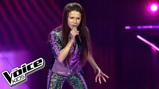 "Roksana Węgiel – ""Purple Rain"" – Finał – The Voice Kids Poland thumbnail"