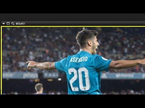 Marco Asensio ● Alle Debüt Tore