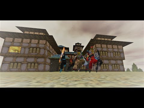 Asheron's Call - Fizzle Classic - We have a Mansion!