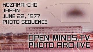 UFO Photographs - Kozakai-Cho, Japan - OpenMinds.tv UFO Photo Archive(Around 11:30am, on June 22, 1977, thirty-nine-year-old Yukio Ishida was driving along the bank of the Toyokawa Canal in Kozakai-Cho, Aichi Prefecture, when ..., 2017-01-13T19:33:08.000Z)