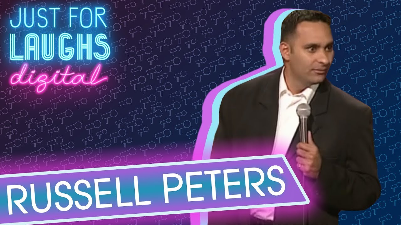 Russell Peters - Somebody Gonna Get Hurt Real Bad