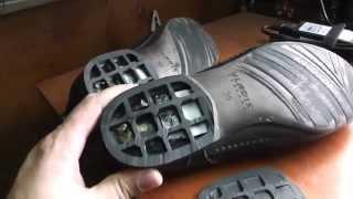 Ремонт обуви, заношеный каблук, набойки + косячки(, 2012-05-11T15:14:20.000Z)