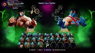 Killer Instinct - Season 3 - Character select screen animations