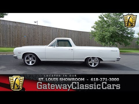 #7694 1965 Chevrolet El Camino Gateway Classic Cars St. Louis