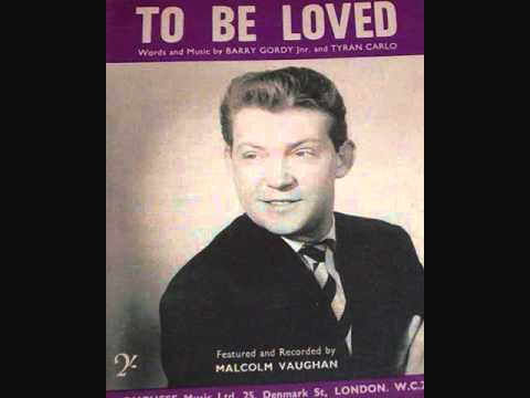 Malcolm Vaughan - To Be Loved (1958)