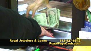 Sell Your Gold To Royal Jewelers & Loans In Chicago Today!