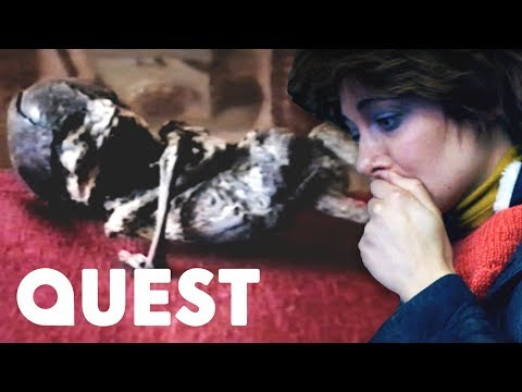 The Bizarre Case Of The Mummified Alien Baby Found In Russia | The Unexplained Files