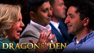 Peter's Utterly Gobsmacked by Entrepreneurs Demeanor | Dragons' Den