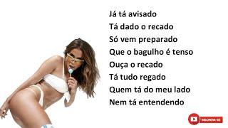 Baixar Major Lazer, Anitta, MC Lan - RAVE DE FAVELA - LETRA Oficial (Lyrics)