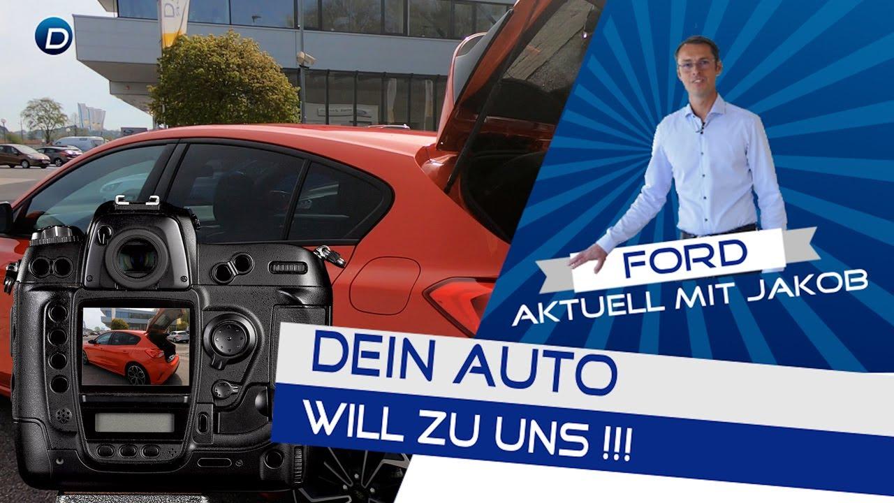 Youtube Video: Ford Danner kauft dein Auto, ohne es gesehen zu haben.