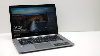 acer Swift 3 review - 2017 update tested