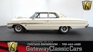 1964 Ford Galaxie Gateway Classic Cars Chicago #805
