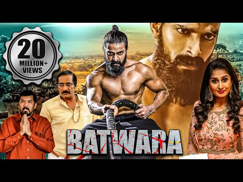 Batwara (2019) New Released Full Hindi Dubbed Movie   Naga Shaurya, Shamili