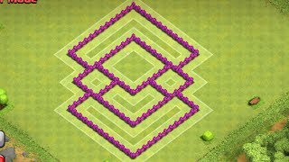 Clash Of Clans - Beast Town Hall 6 Farming Base (th6) !! Speed build-2014!!