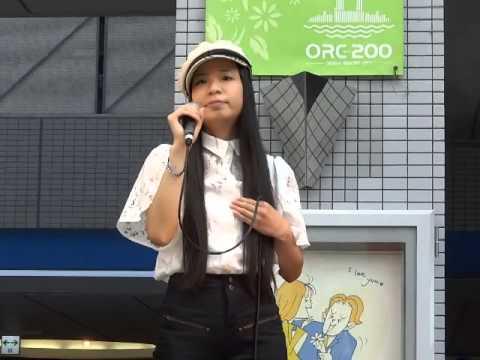 斉藤友美「I LOVE YOU」(宇多田ヒカル)、ORC200、14.05.31
