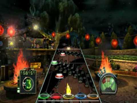 Guitar Hero 3 - Children of Bodom - Bed of Razors