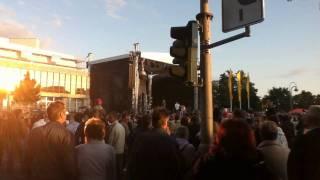 """Schwedt - DJ Ötzi Konzert """"Mittsommernacht am 24. Juni 2011"""" 1/2"""