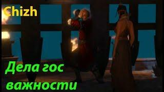 The Witcher 3 - Дела государственной важности (убийство Радовида)