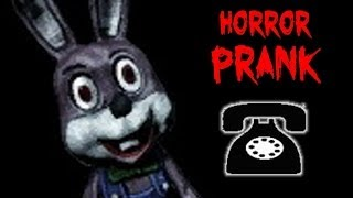 Happy Birthday Caller Calls People at Night - Silent Hill Prank Call