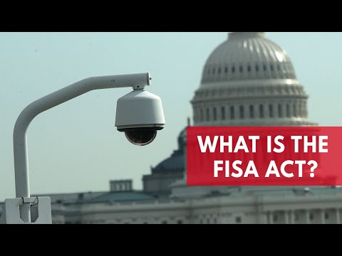 What is the Foreign Intelligence Surveillance Act (Fisa)?