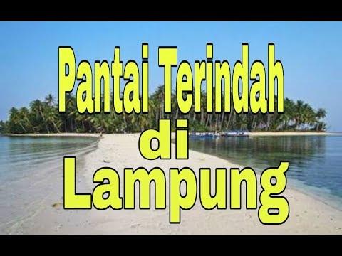 Pantai Lampung...    Inilah 5 Pantai Terindah di Lampung