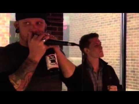 Darren and Stew karaoke Africa by Toto