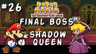 Paper Mario: The Thousand Year Door Longplay 1080p - Final Boss/Ending No Commentary