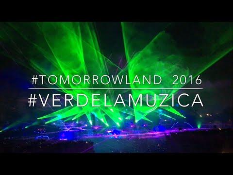 #Tomorrowland 2016 - #VerdeLaMuzica by LIPTON Romania - www.bunescu.ro