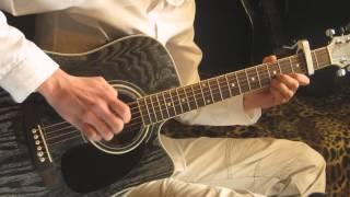 Yiruma - River flows in you (Кавер под гитару)