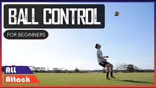 How to Control a Ball in the Air | Basics