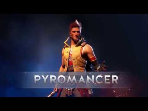 Breach - Pyromancer Class