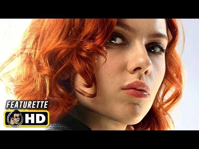 Scarlett Johansson is BLACK WIDOW Part 3 [HD] Behind the Scenes