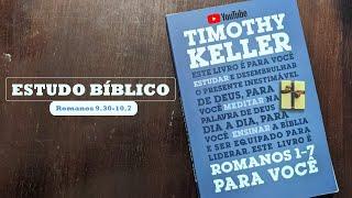 Estudo bíblico - Romanos 9.30-10.7