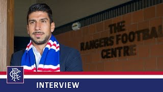 Mexican Eduardo Herrera signs for Rangers