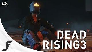 Dead Rising 3 Walkthrough Part 8 - The End!