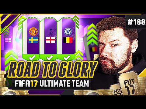 PLAYER OF THE MONTH INVESTING! - #FIFA17 Road to Glory! #188 ultimate team