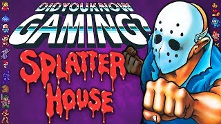 Splatterhouse - Did You Know Gaming? Feat. Stop Skeletons From Fighting