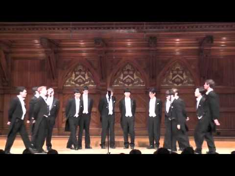 "Harvard Din & Tonics - Overture to ""The Barber of Seville"""