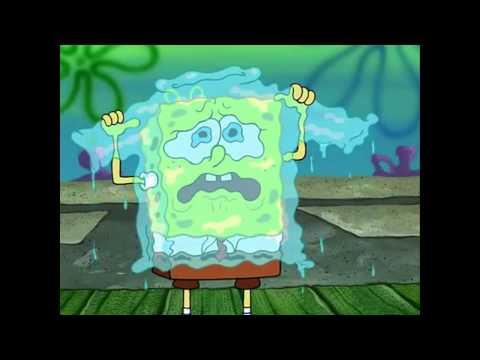 Spongebob - sweater of tears
