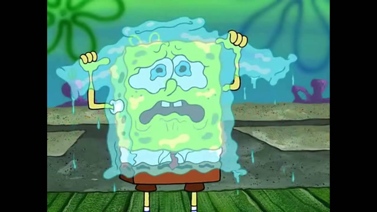 Spongebob Sweater Of Tears Youtube