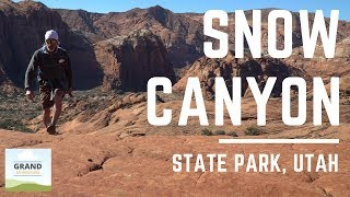 Ep. 82: Snow Canyon State Park | Utah RV travel camping