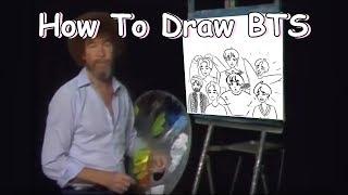 Baixar how to draw bts members