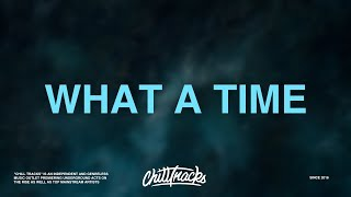 Julia Michaels, Niall Horan - What A Time (Lyrics)