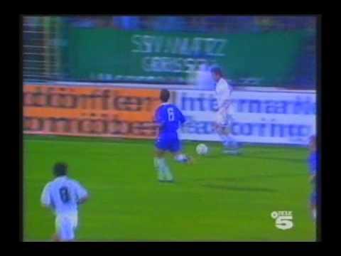 1993 October 20 Tirol Innsbruck Austria 1 Real Madrid Spain 1 Cup Winners Cup
