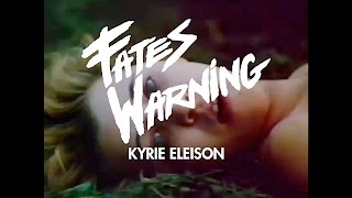 Fates Warning - Kyrie Eleison (OFFICIAL VIDEO)