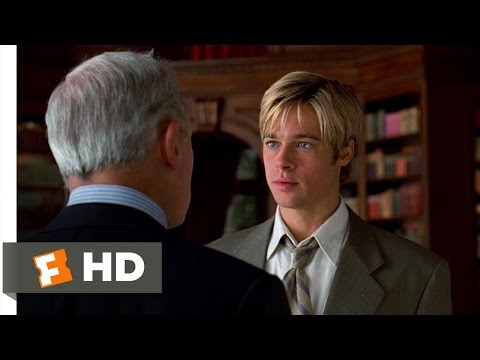 Meet Joe Black (3/10) Movie CLIP - Am I Going to Die? (1998) HD