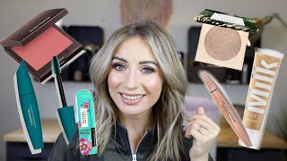TESTING NEW PRODUCTS & USING SOME OF MY FAVORITES!!! |